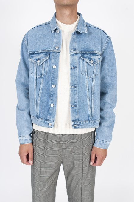 Our Legacy Mudride Jacket - Blue Denim