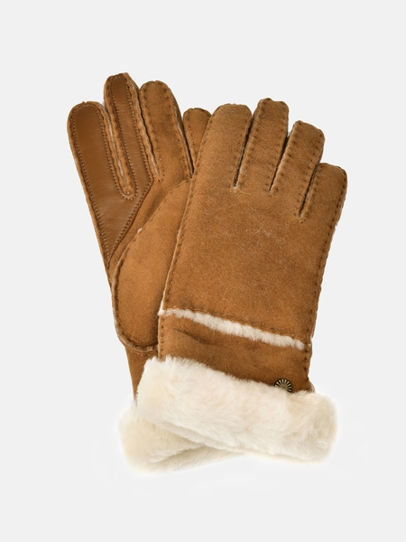 UGG Sheepskin Exposed Slim Tech Glove
