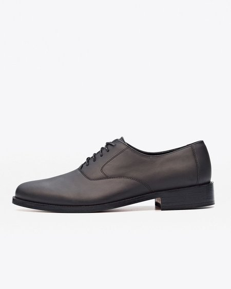Nisolo Calano Oxford - Black/Black