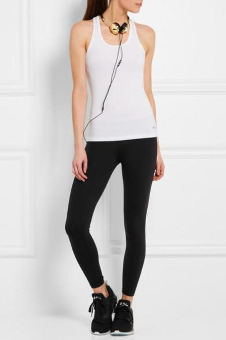 BODYISM  Nathalie Stretch Jersey Leggings - Black