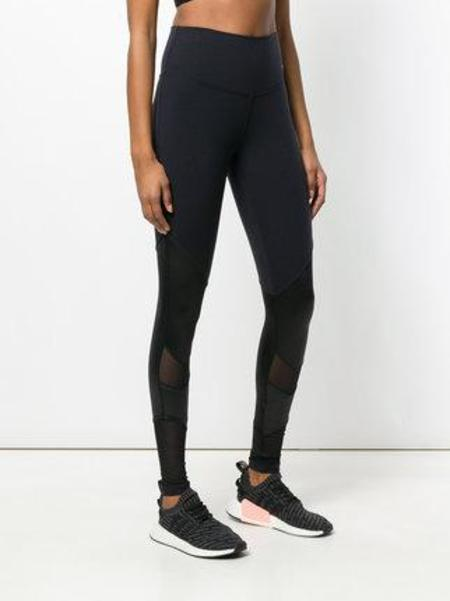 BODYISM I Am Heroic mesh-panelled leggings