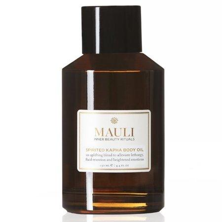 Mauli Rituals 130ml Spirited Kapha Body Oil
