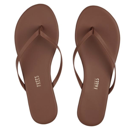 TKEES Foundations Matte Flip Flop - Heat Wave