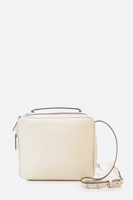 Bonastre Medium Vanity Bag - Cream