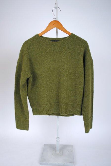 Nili Lotan Lana Sweater - Olive