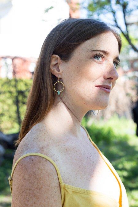 Sarah Mulder Verse Earrings