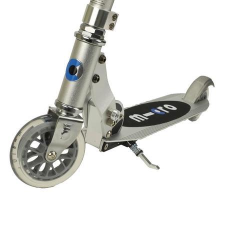 KIDS Micro Scooter Kickboard Sprite Two-Wheel Scooter - Aluminium