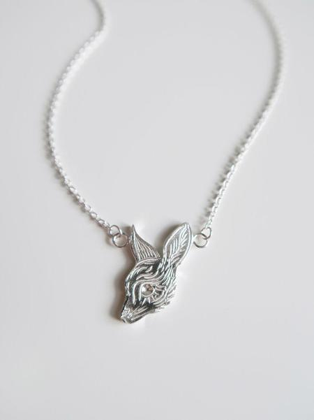 Invidiosa Jewelry Fawn Necklace