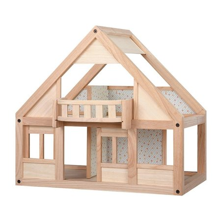 Kids Plan Toys My First Dollhouse