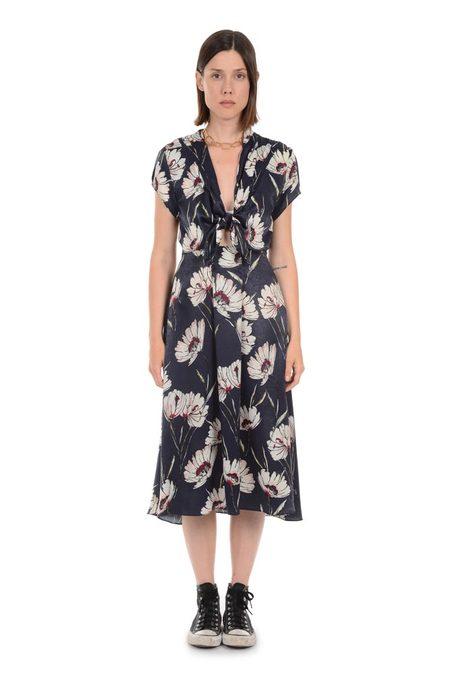 Lindsey Thornburg Deco Clark Dress - Floral