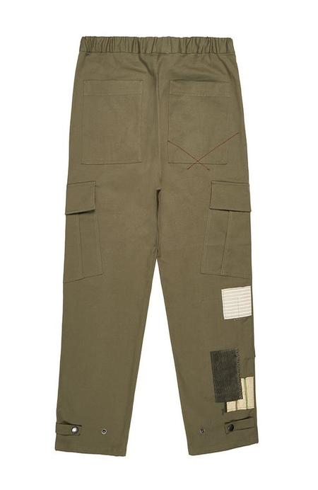 78 STITCHES 2.4 Combat Pants - ARMY GREEN