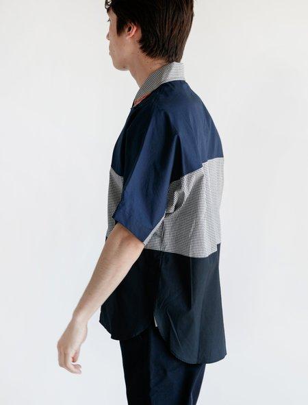 Phingerin View Shirt - Navy