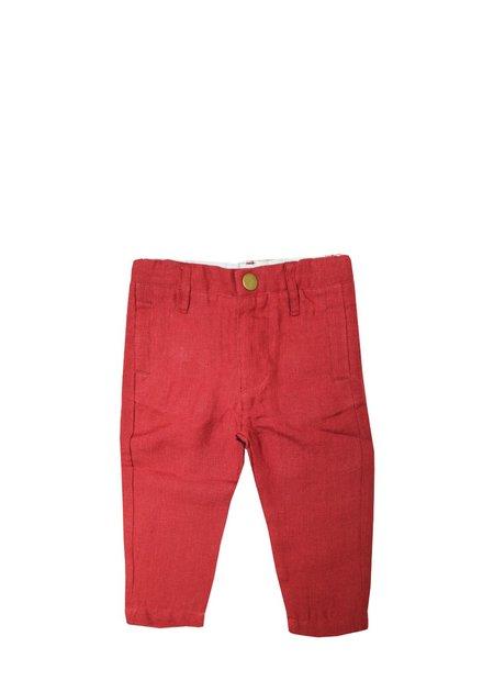 Kids La Petite Collection Chino Pants - Bordeaux