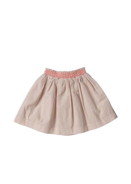 Kids Bonheur Du Jour Marla Tassel Skirt - Pink