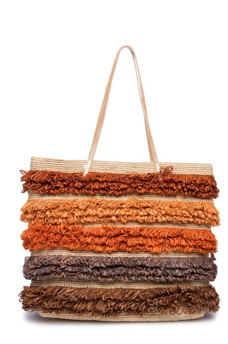 FashionABLE Market Tote - GINGER SPICE