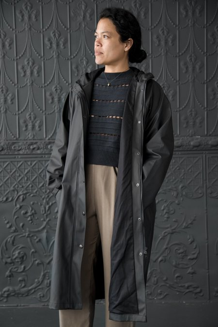 Samuji Raincoat - Black