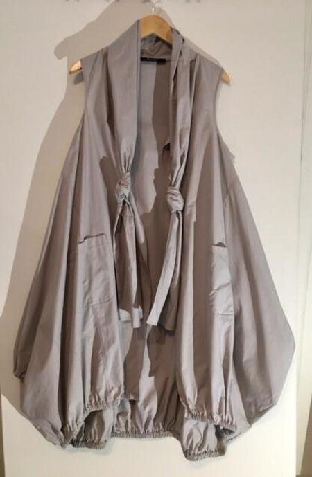 Nuovo Borgo Sleeveless Vest Jacket