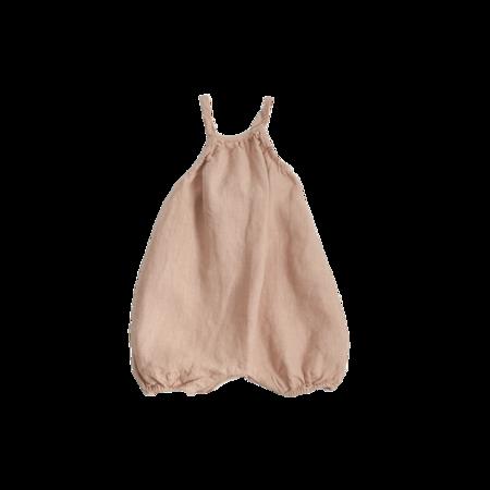 Kids Belle Enfant Sleeveless Romper - Rose Dust