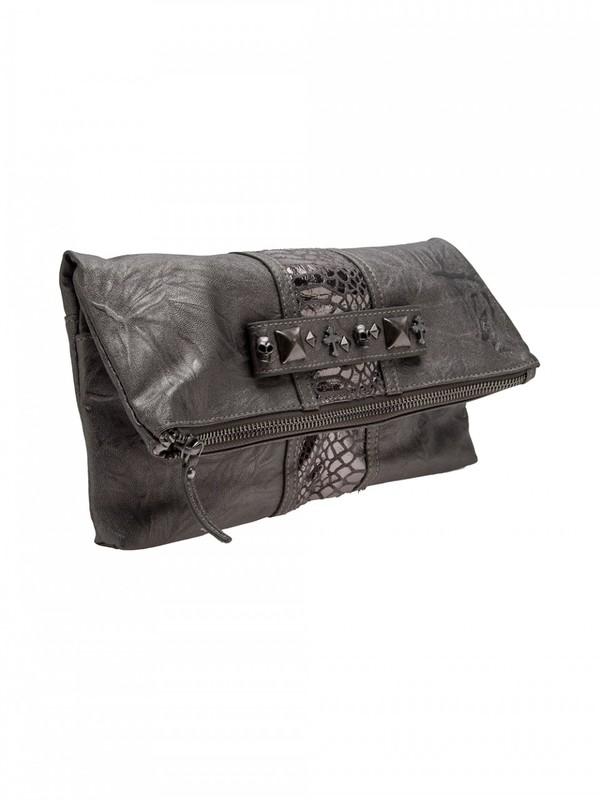 Religion Silver Skull Bag