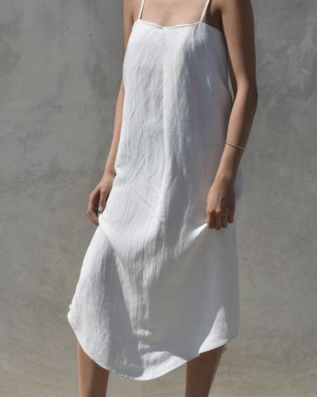 Ajaie Alaie Full Moon Dress - Cloud