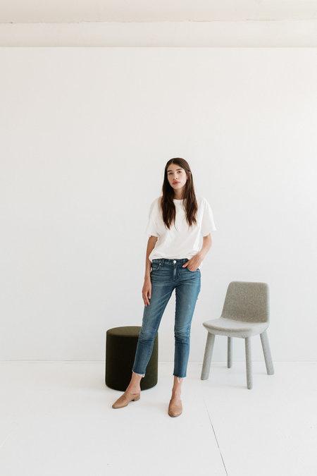 AMO Stix Crop Jeans - Pacific