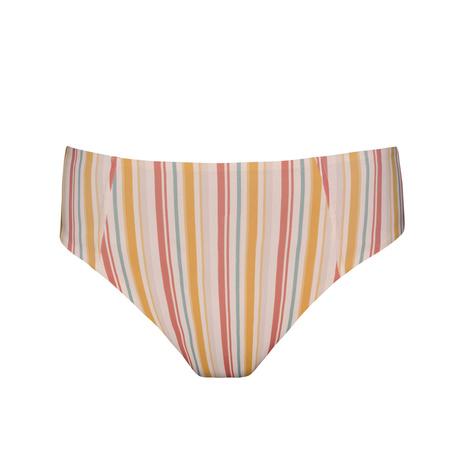 Clō Stories Gabriele bikini bottom - stripes