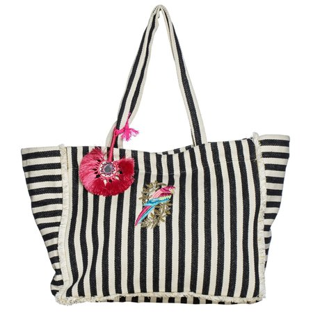 Nimo With Love Imola Bag - Striped