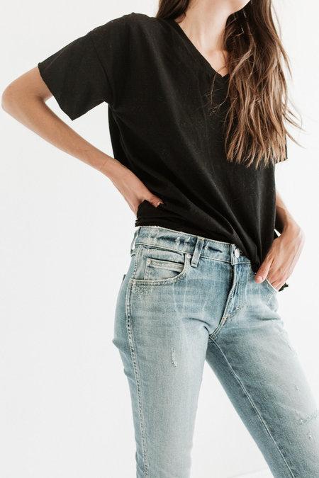AMO Twist Jeans - Sweet Cheeks