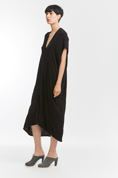 Miranda Bennett Rayon Everyday Dress - Black