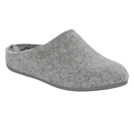 Shepherd of Sweden Cilla Slipper - Grey