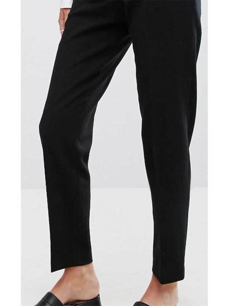 French Connection Whisper Ruth Trouser - Black