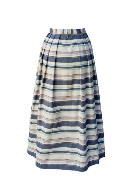Christine Alcalay Full Pleated Skirt