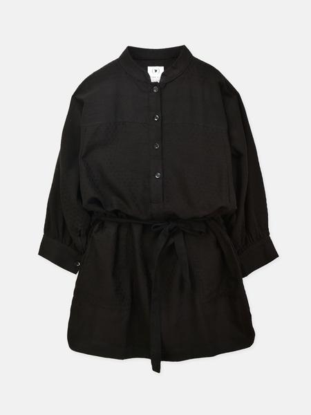 ROUGH STUDIOS LEILA K DRESS - BLACK