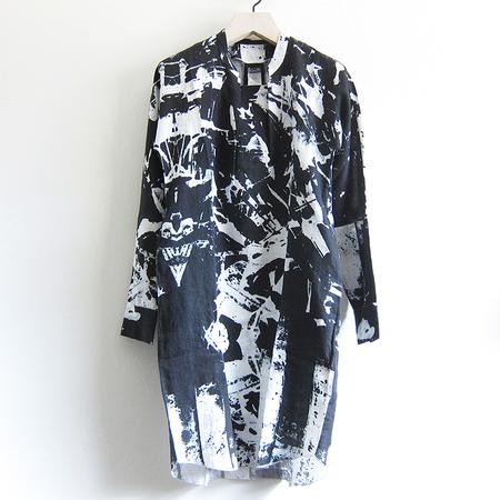 Kristensen du Nord Linen Dress - Printed