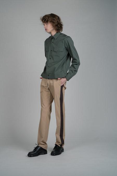 Dries Van Noten Columbo Shirt Jacket - Green