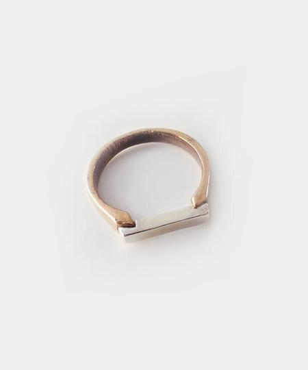 Open House Projects Ingot Ring