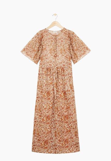 Masscob Goldie Dress - Terra