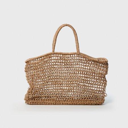 Abacá Isla Woven Tote Bag