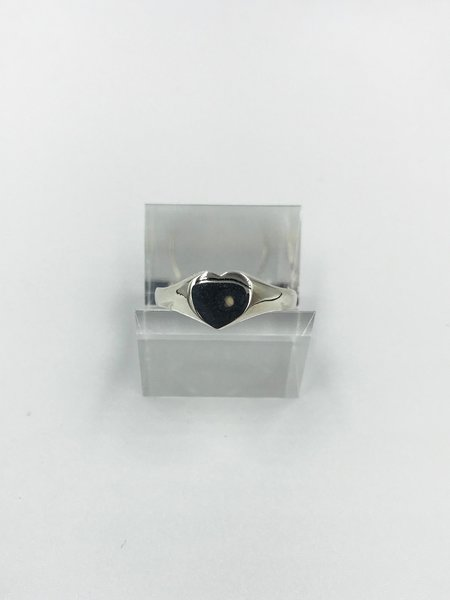 Tidy Street General Store Heart Ring - Silver