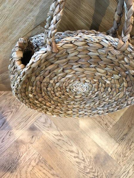 Tidy Street General Store Round Basket