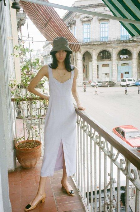 Waltz Bralette Dress - Orchid