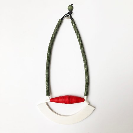 SYLCA Fin Necklace