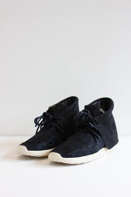 Visvim Huron Lhamo Hi-Folk boot