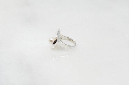 Eye M by Ileana Makri Pebble Ring