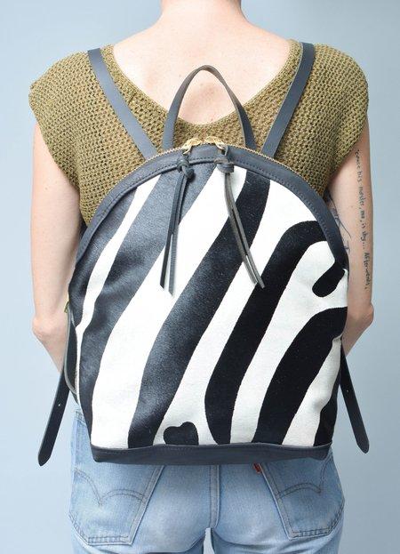 Eleven Thirty Shop Anni Large Backpack - Zebra