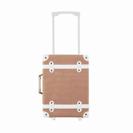 Kids Olli Ella See Ya Suitcase - Rust
