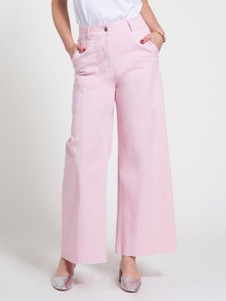 Loup NYC Julia Jeans - Pink
