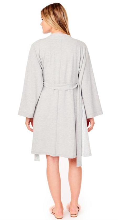 Ingrid & Isabel Lounge Robe - Grey