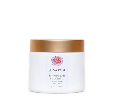 Shiva Rose Celestial Rose Body Butter