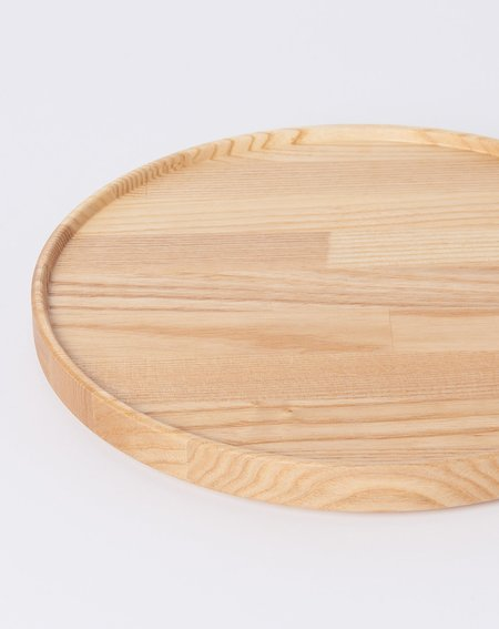 Hasami Porcelain Ash Wooden Tray